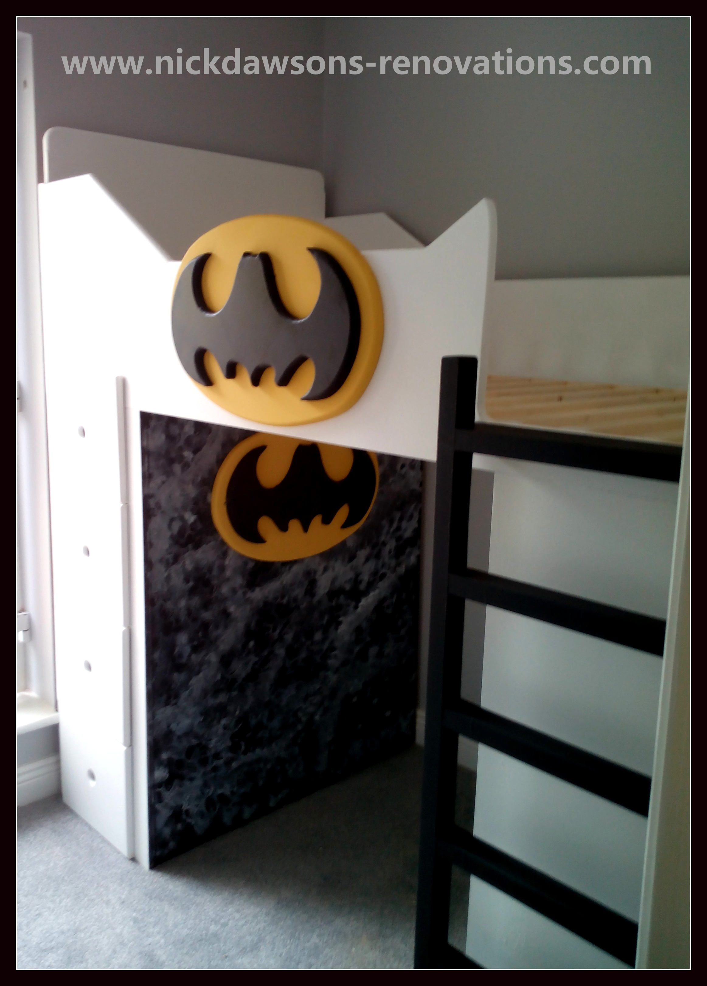 Picture of: Childrens Storage Beds Bespoke Childrens Beds