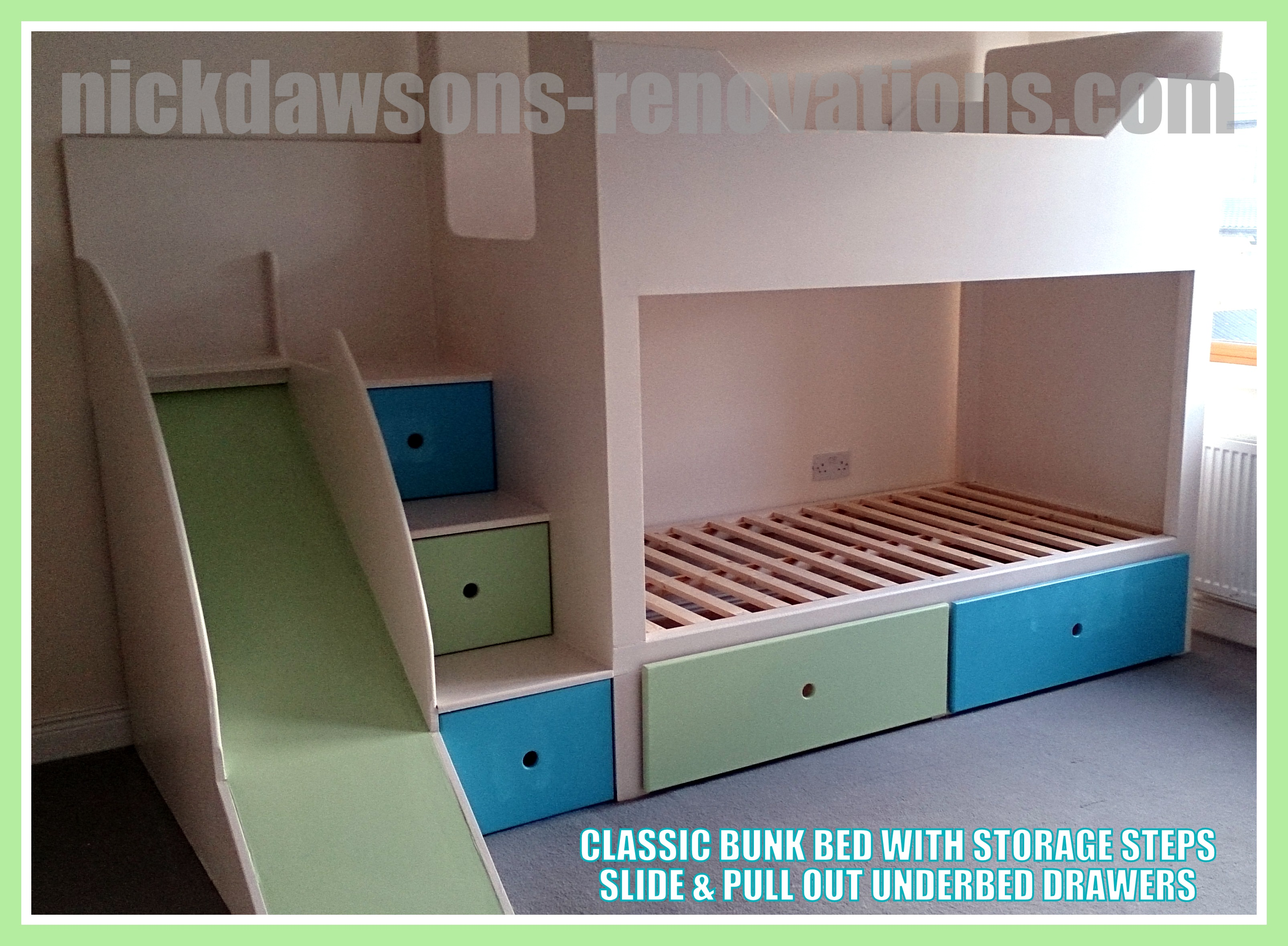 Rens Storage Beds Bespoke